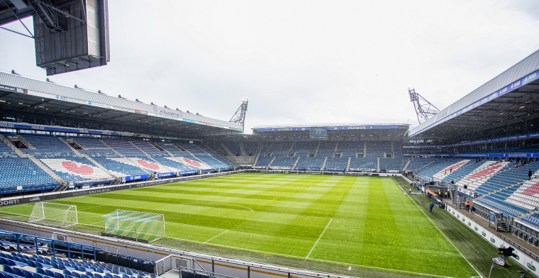 Update: Heerenveen deelt meerjarige contracten uit aan nieuwe Jansen-assistenten