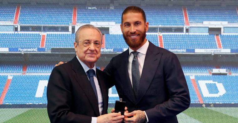 'Mourinho wil stunten met megatransfer: Portugees belt met Sergio Ramos'