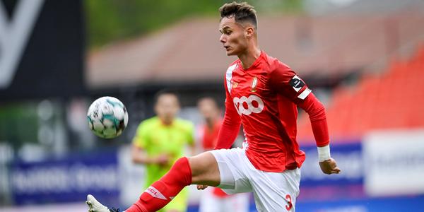'Veel transfergeruchten, maar Vanheusden en Balikwisha trainen bij Standard'