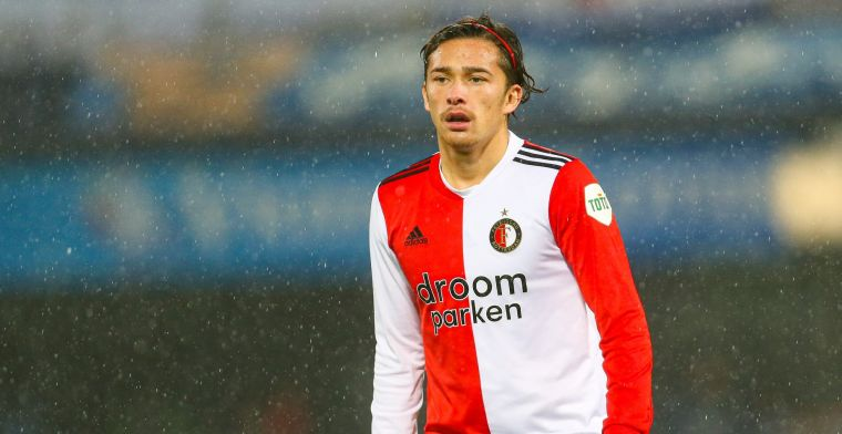 Feyenoord heeft huurling terug: 'Er is veel veranderd, nieuwe energie in de club'