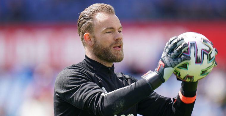 Vertrekkende Marsman start voorbereiding op MLS-seizoen bij Feyenoord