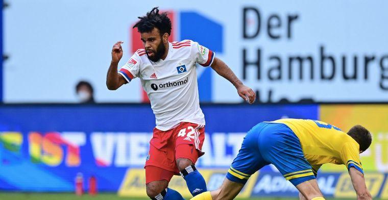 BILD: Go Ahead Eagles pakt door en huurt zesde zomerversterking van HSV