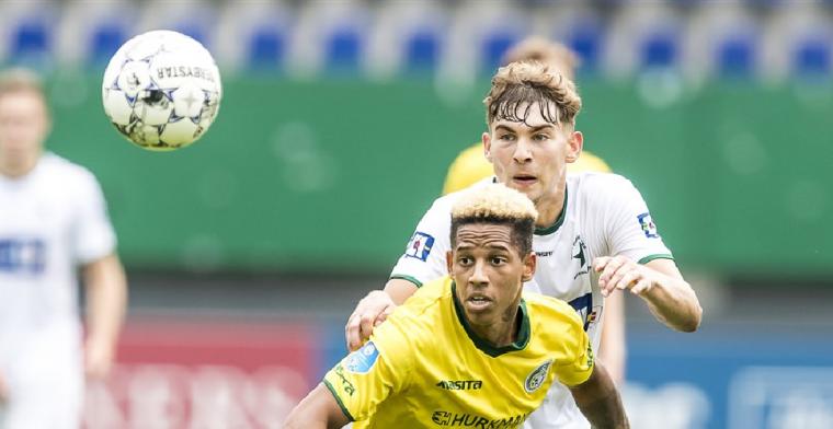 Fortuna Sittard zwaait spits definitief uit: contract tot 2024 in Portugal