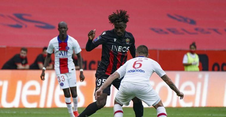 'RSC Anderlecht staat dicht bij komst van Nice-spits Guessand'