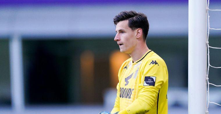 'Sporting Charleroi ziet doelman vertrekken naar FC Nantes'