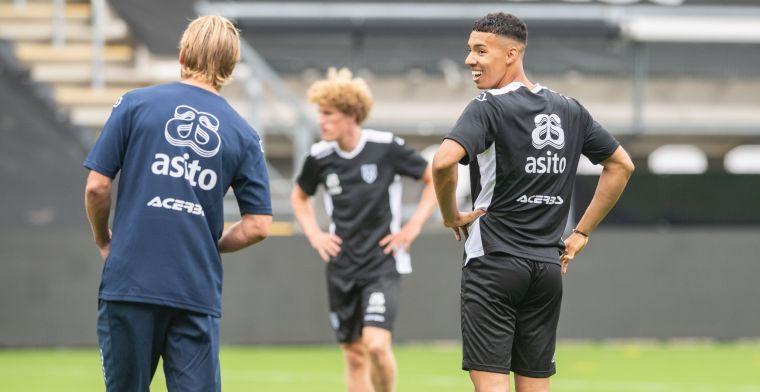 Heracles troeft FC Utrecht af: Ik kreeg een hele PowerPoint-presentatie