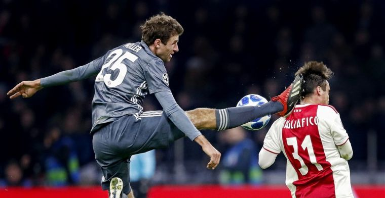 'Let's meet again': Ajax spreekt oefenwedstrijd af met Bayern München