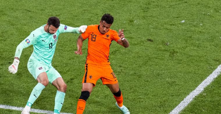 'Weghorst heeft twee wedstrijden gespeeld bij Oranje, maar het past niet of zo'