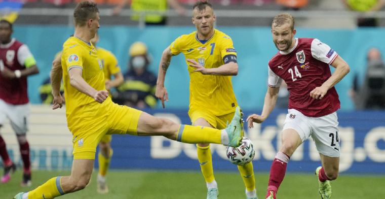 Loodzware taak wacht voor Oostenrijk in achtste finale op het EK