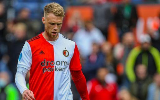 Breuk tussen Feyenoord en grootverdiener Jörgensen onherstelbaar: '1-0 voor Slot'