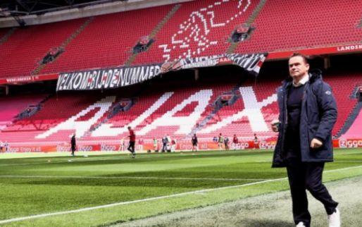 Afbeelding: Nieuws uit Amsterdam: Ajax deelt contract voor drie jaar uit aan groot talent