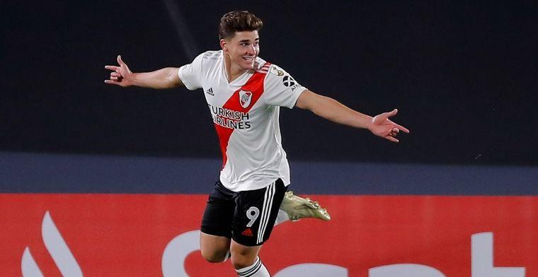 'Ajax bezig met Argentijnse assistkoning: zaakwaarnemer op bezoek in Amsterdam'