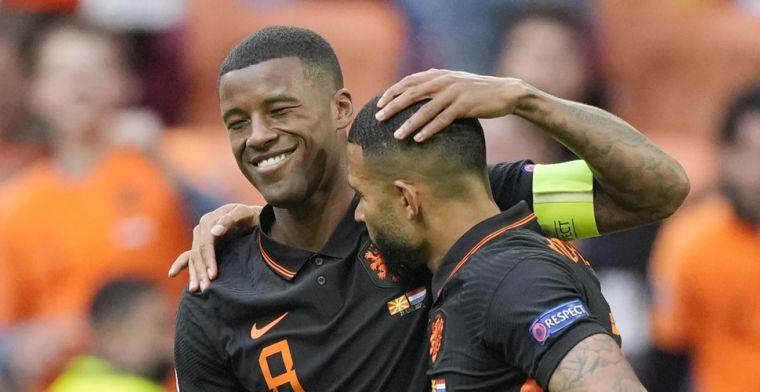 Europese media zien 'totale connectie' van Oranje-duo: 'Koeman kan niet blij zijn'