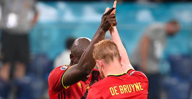 Man van de match Kevin De Bruyne: Er sloop geen ongeduld in de ploeg