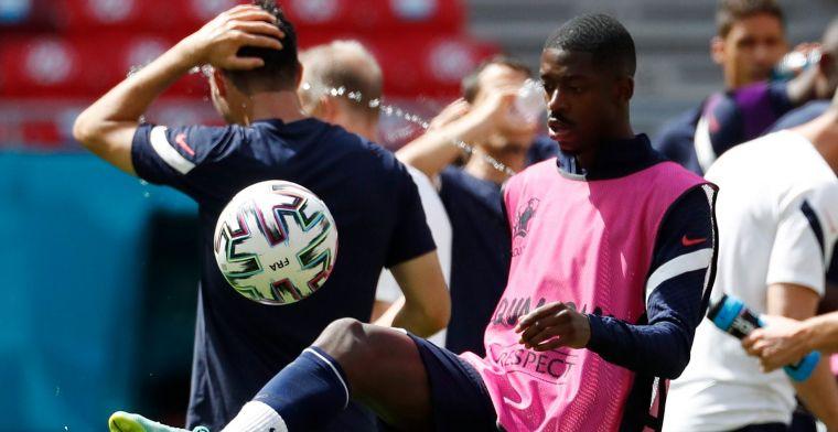 Update: FC Barcelona maakt bekend dat Dembélé onder het mes moet