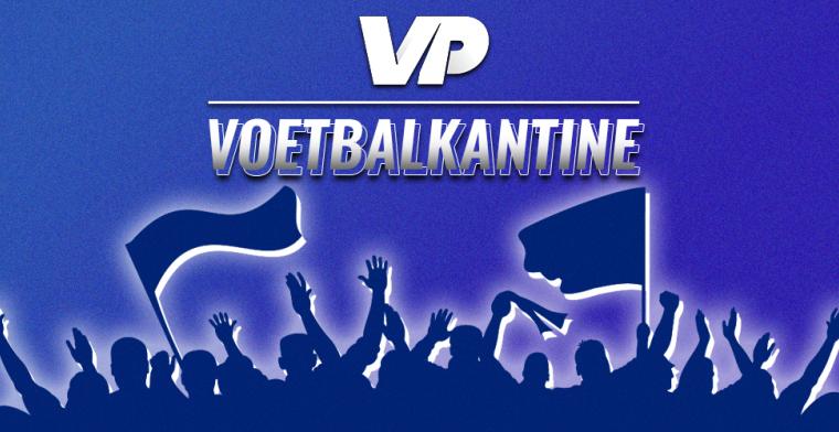 VP-voetbalkantine: 'Ajax moet het oude logo weer op het shirt laten terugkeren'