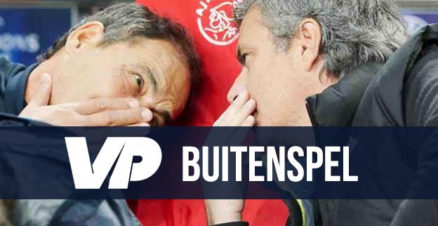 Buitenspel: 'Nieuwe thuisshirt van Ajax met oude logo is uitgelekt'
