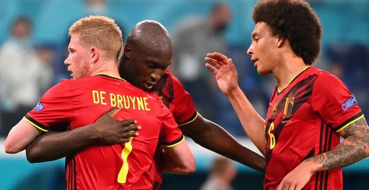 Nog één speeldag te gaan, nog acht mogelijke tegenstanders voor België