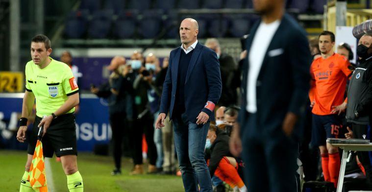 """Clement over ambities Club Brugge: """"Nu willen we dat over de streep trekken"""""""