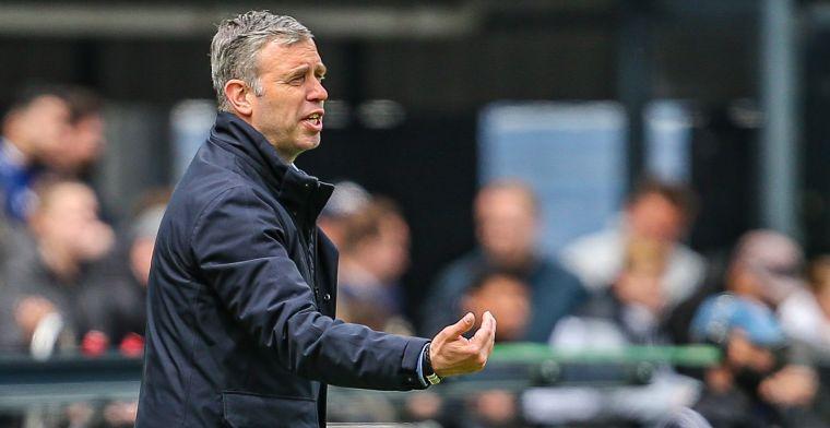 Het liefst wil je zo hoog mogelijk eindigen, maar met Ajax en PSV is dat lastig