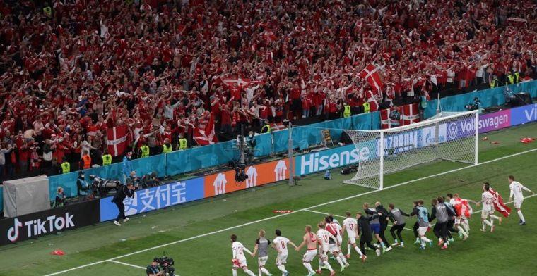 'Nederlandse coronaregels zitten EK-fans uit Wales en Denemarken dwars'