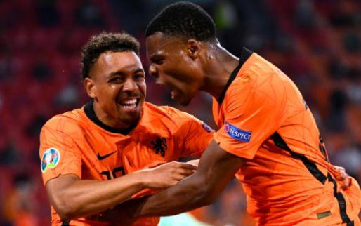 BILD: Bayern München meldt zich voor Dumfries, transfer ver weg door PSV