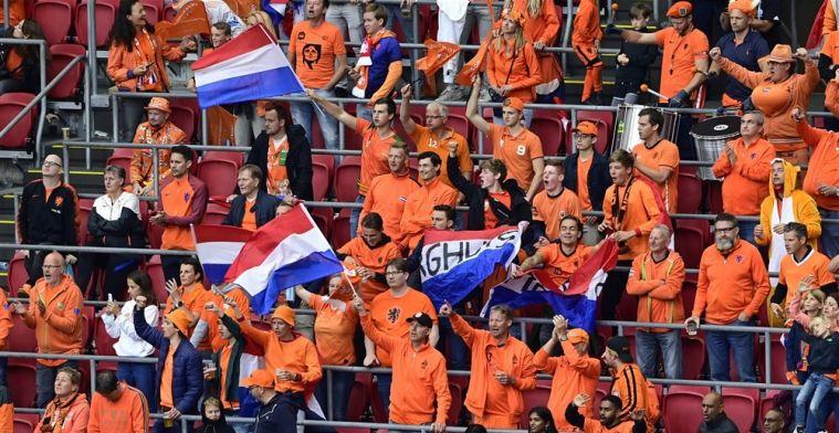 KNVB deelt line-up voor muzikaal feestje op Oranje-fanzone in Boedapest