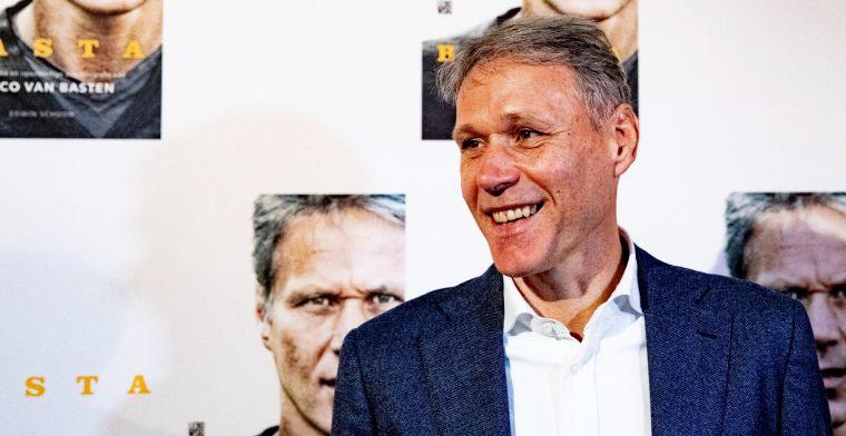 Van Basten: 'Blijkbaar heel ander niveau dan Ajax, anders niet verklaarbaar'
