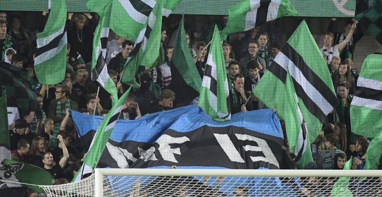 Zware straf voor Cercle-supporter nadat die vlag van Club Brugge in brand stak