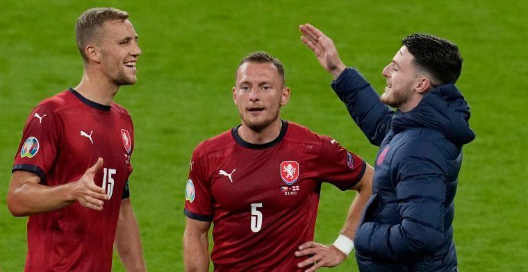 Tsjechië tegen 'EK-favoriet' Oranje: 'Als we goed spelen, kunnen we iedereen aan'