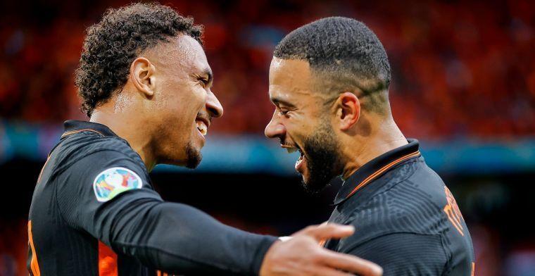 Van Hooijdonk tipt De Boer: 'Dat is enige manier waarop dit Oranje EK kan winnen'