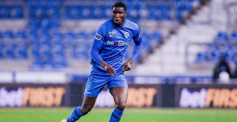 'Onuachu (KRC Genk) heeft nog twee Premier League clubs voor ogen'