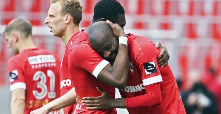 Lamkel Zé legt dan toch z'n fysieke testen af bij Royal Antwerp FC