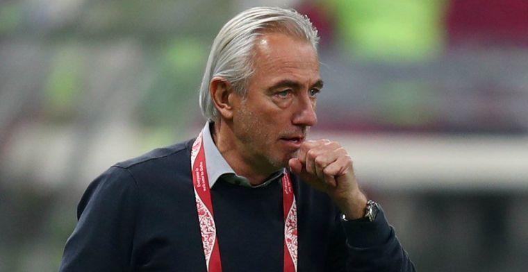 Van Marwijk wijst op pijnpunten van 5-3-2: 'Systeem van de toekomst? Grote onzin'