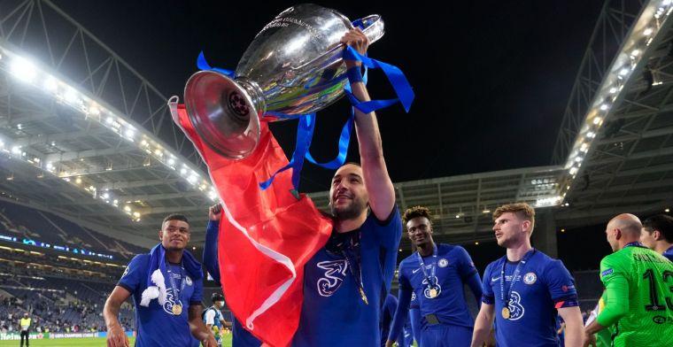 Sky Sports: AC Milan heeft Ziyech én twee Chelsea-collega's op het oog