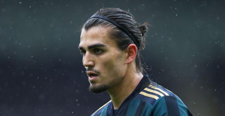 'Kort bij Ajax gespeeld, maar wel alles wat ik geleerd heb, meegenomen naar Leeds'