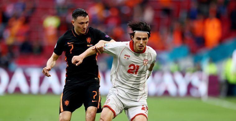 Van Hanegem reageert op transfernieuws Berghuis: 'Blijf nou bij Feyenoord man'