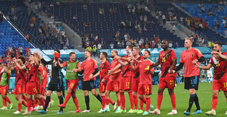 Stand van zaken: Rode Duivels zondag virtueel tegen Portugal