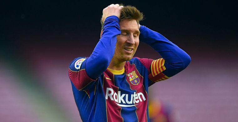 Marca informeert bij kamp-Messi, 'tóch race tegen de klok voor Barcelona'