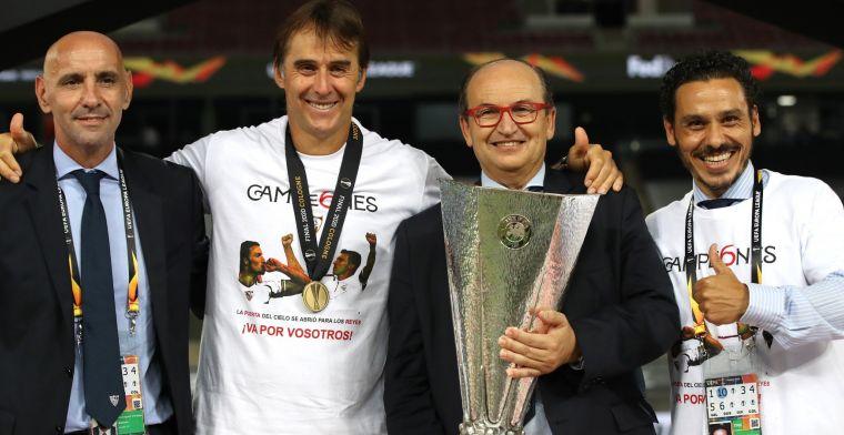 Nieuws van Sevilla-voorzitter: wéér blauwtje voor Spurs, Navas door tot zijn 38ste