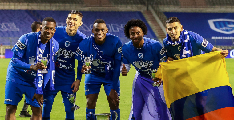 Pro League levert 'slechts' 4 Copa America-spelers, KRC Genk hofleverancier