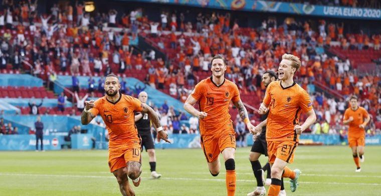De drie scenario's voor Oranje: wordt het Tsjechië of de poule des doods?