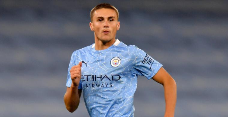 'Anderlecht in gesprekken met Manchester City voor verdediger'