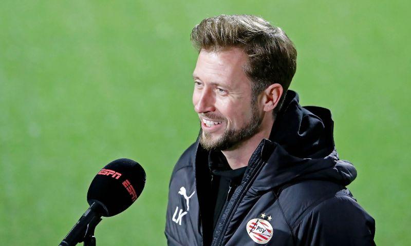 Afbeelding: Wijziging in technische staf PSV: assistent van Schmidt vertrekt uit Eindhoven
