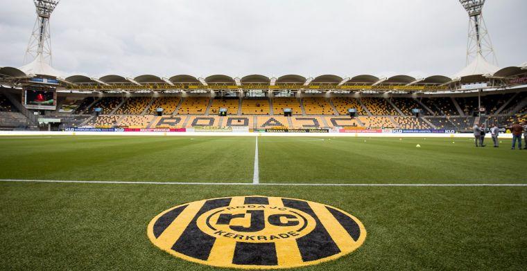 'Onrust bij Roda JC: supportersgroepen komen in opstand tegen voorzitter'