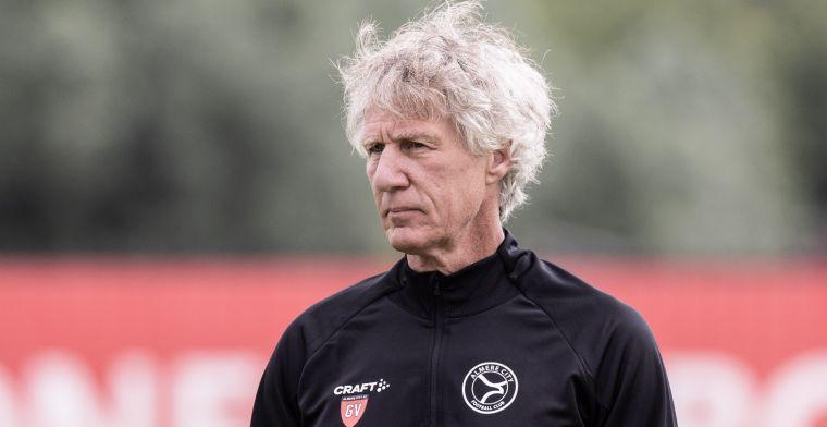 Verbeek vroeg PSV-directeur Gerbrands om advies: 'Hij vond het een goed idee'