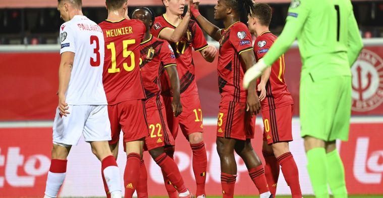 "Degryse analyseert de tegenstander: ""Portugal is Cristiano Ronaldo"
