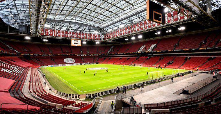 Ajax in wachtkamer: 'Alles is geregeld met de clubs, meer kan ik niet zeggen'