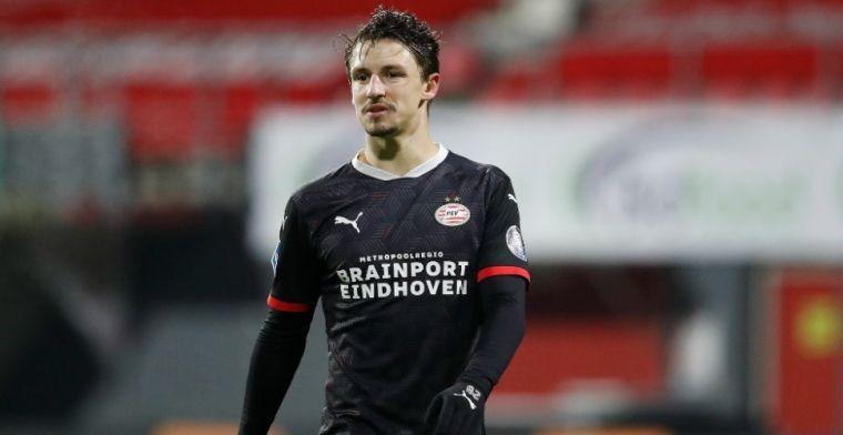'PSV pakt door en rondt vlak voor eerste training contractverlenging af'