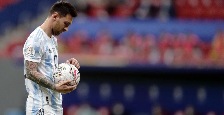 'Witte rook is in zicht: FC Barcelona en Messi zijn er eindelijk uit'
